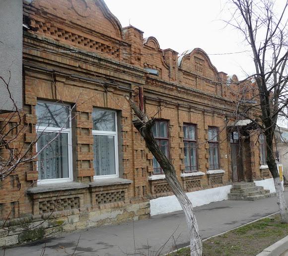Білгород-Дністровський. Вул. Соборна, 64