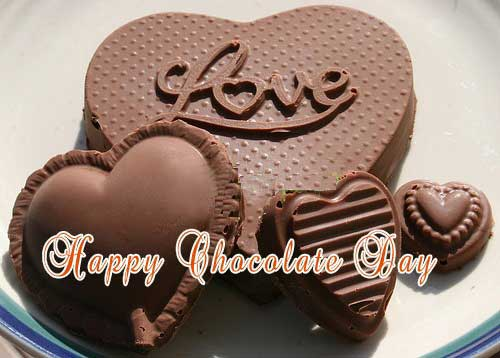 Happy Chocolate Day Wallpapers Download