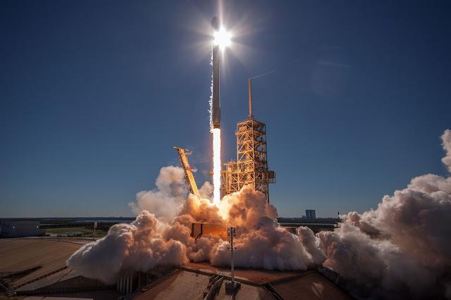 Space X realiza el lanzamiento número catorce en lo que va del año