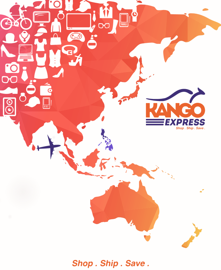 Sand Under My Feet: Kango Express, the Newest Package Forwarding