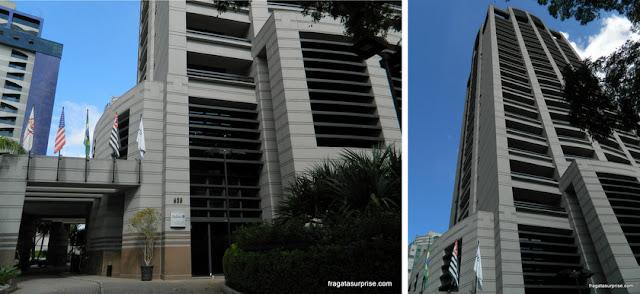 Hospedagem em São Paulo - Hotel Radisson Blu São paulo