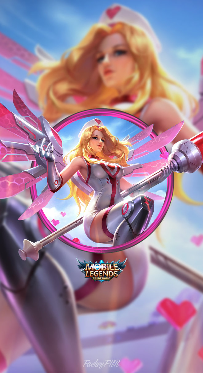 gambar Rafaela mobile legend hd