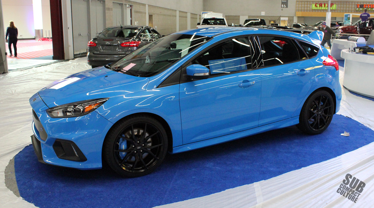 Ford will abandon most cars whats this say about the current small car climate