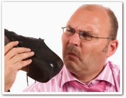 Как избавится от запаха пота в обуви