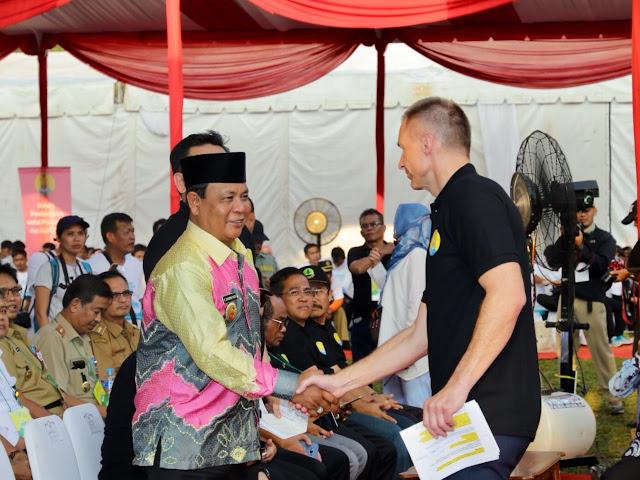 Kalsel Sukses Tuan Rumah Jambore Masyarakat Gambut Nasional