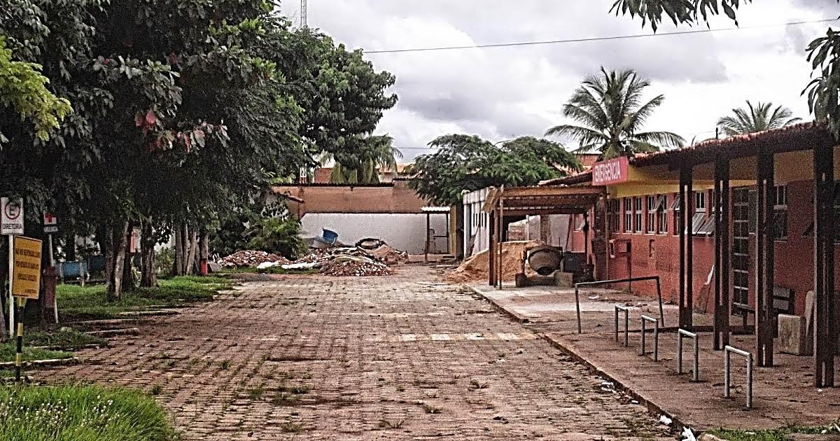 Resultado de imagem para UNIDADE MISTA DO MAIOBAO