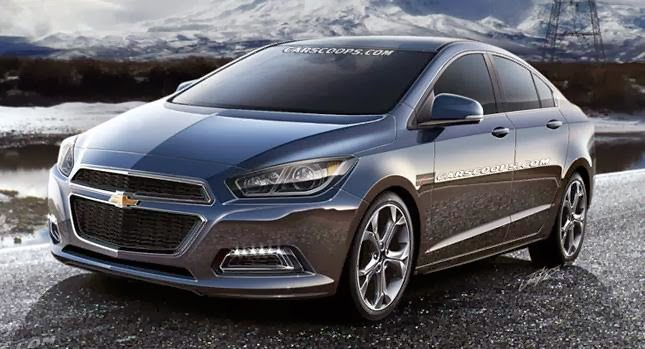2015 Chevy Cruze SS, Coupe and Hatchback | 2015 New Car