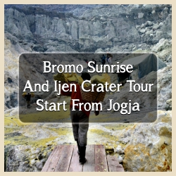 Bromo Sunrise And Ijen Crater