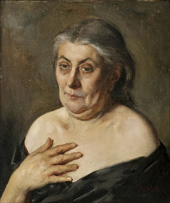 Vanha Nainen, Maria Wiik