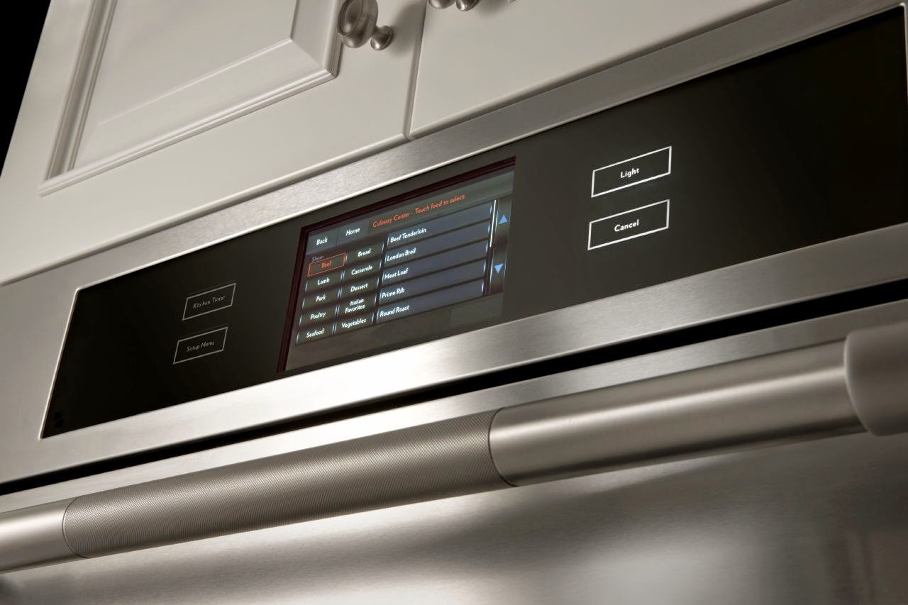 New Jenn Air Flush Fit Wall Oven