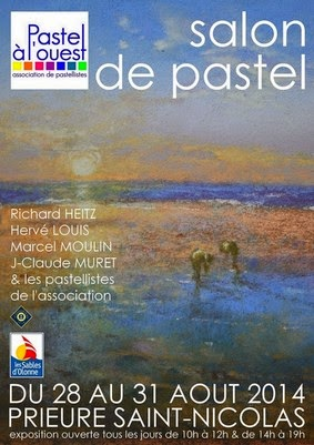 Exposition : SALON DE PASTEL
