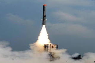 India test fires Nirbhay missile