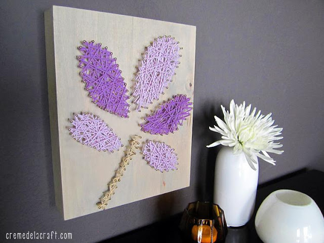 Easy art and craft ideas for home decor easy arts and for Home decor arts and crafts ideas