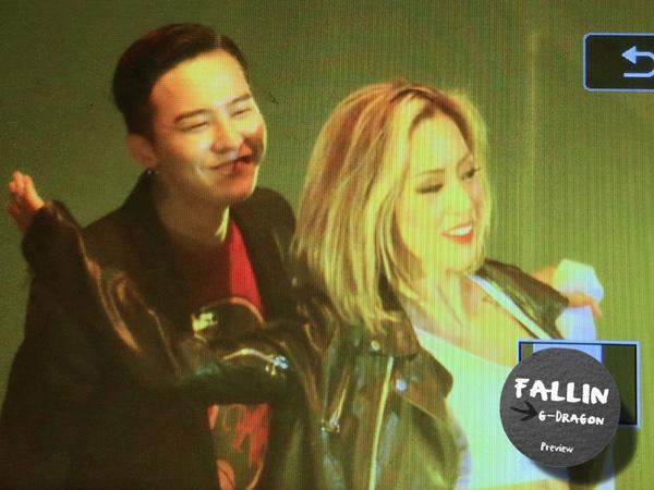 """Ngắm nhan sắc cô nàng vũ công bị G-Dragon """"lơ đẹp"""" trong fancam siêu cute gây sốt"""