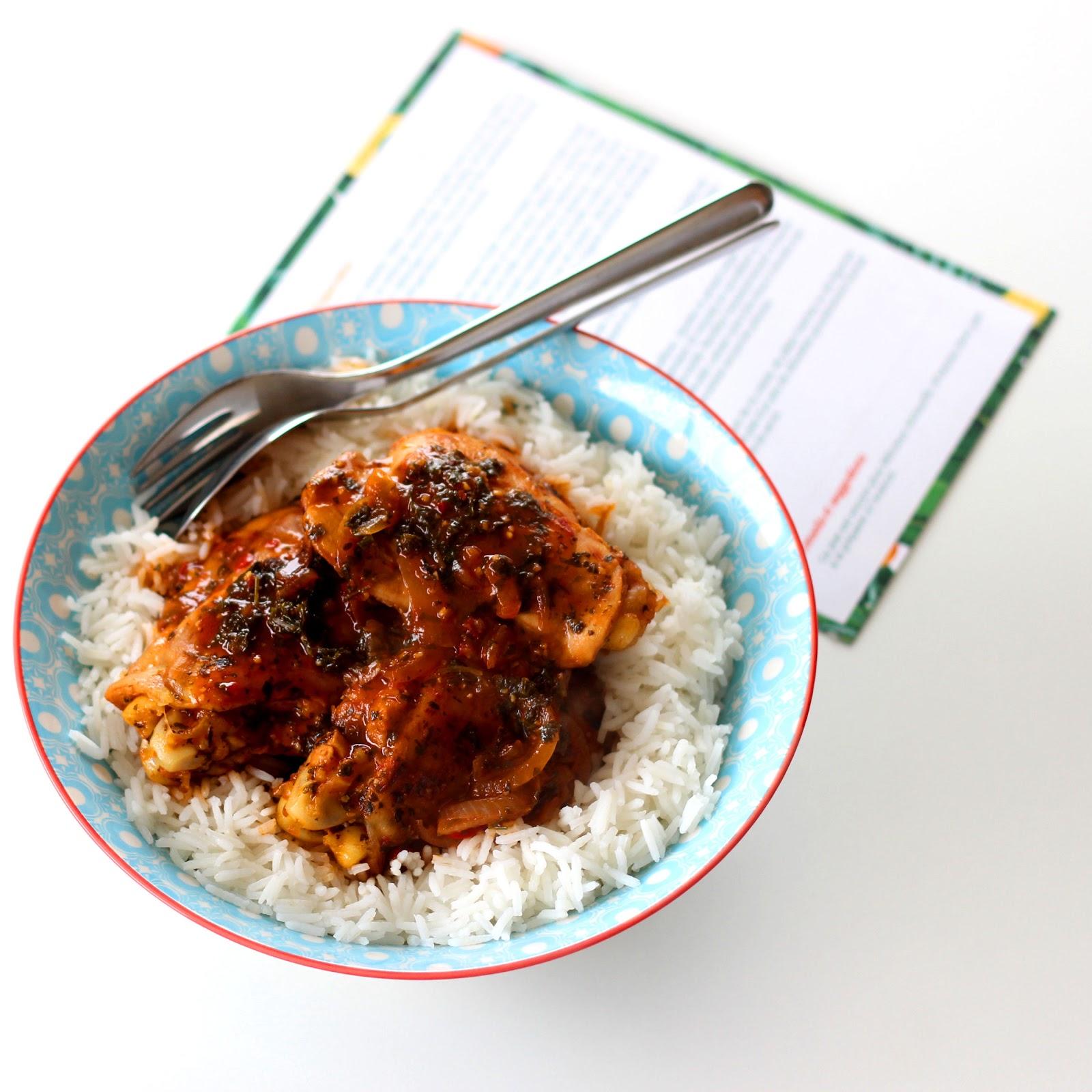 Comme une envie de cuisses de poulet roussi la cr ole - Comment cuisiner une cuisse de sanglier ...