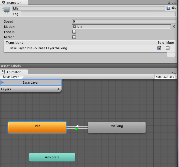 class Programmer : IEnableMuch {: Animation not working