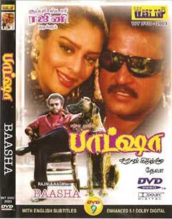 Baasha 1995 Hindi Dubbed 400MB Download HDRip 480p at movies500.site