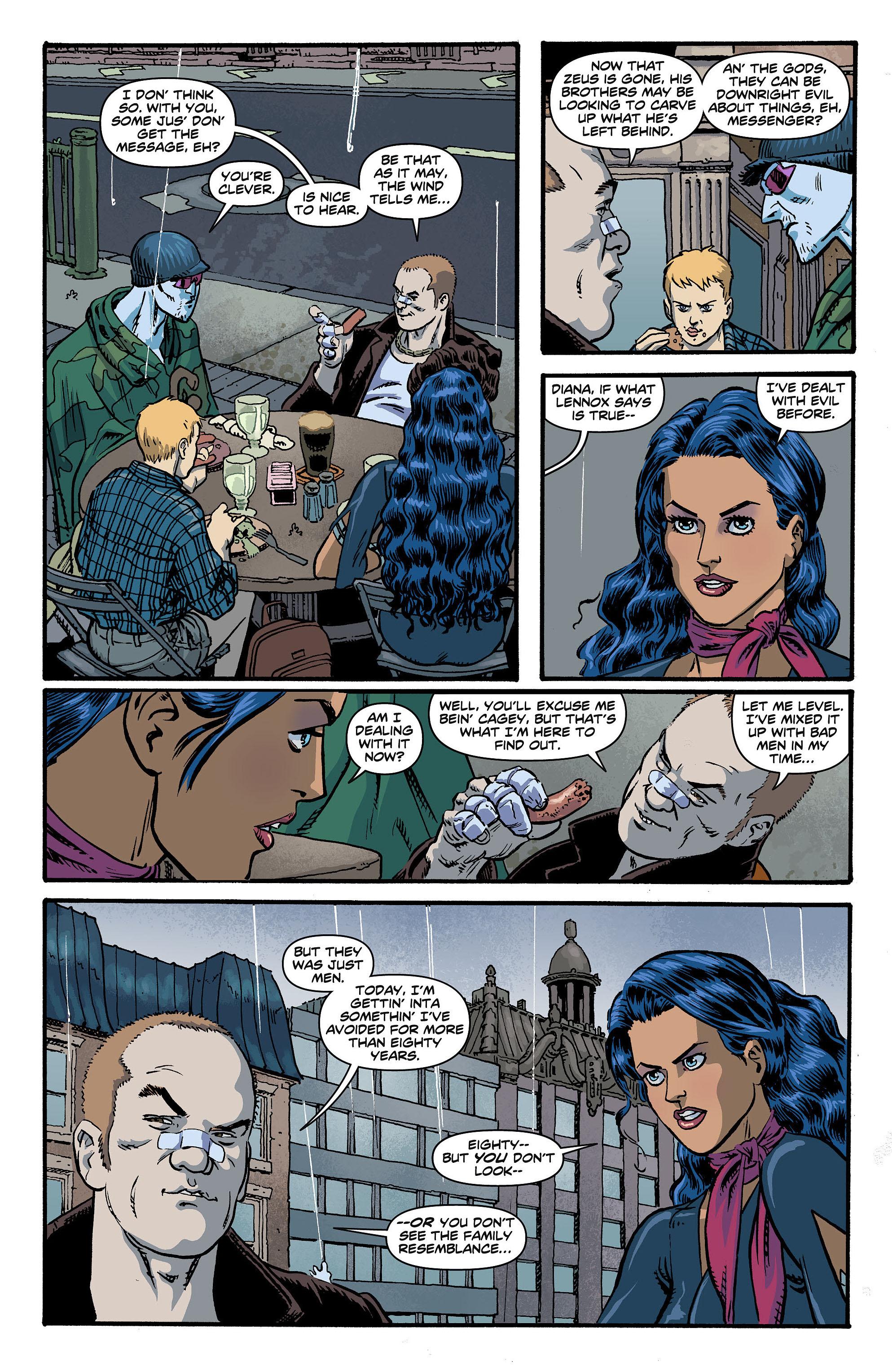 Read online Wonder Woman (2011) comic -  Issue #5 - 8