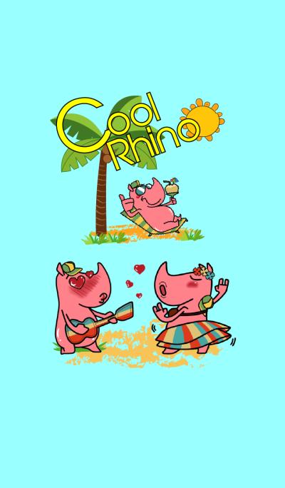 Cool Rhino