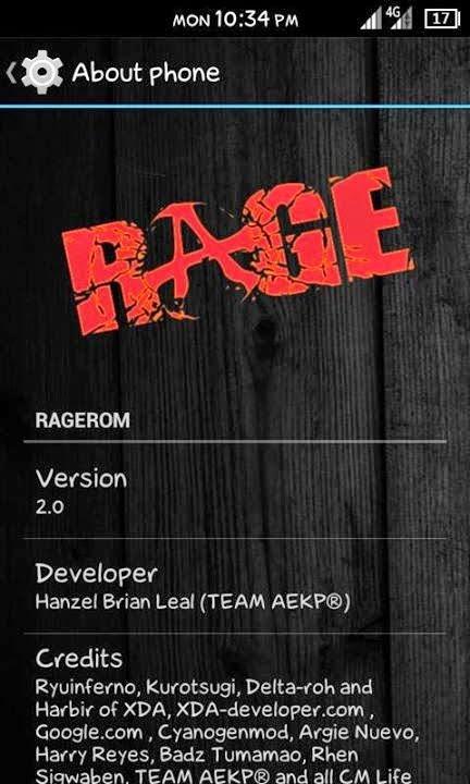 Rage Rom 2