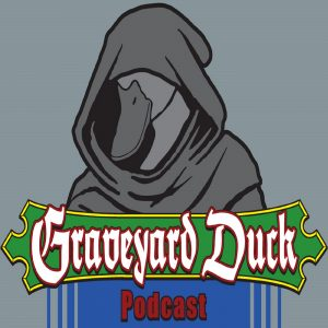 Graveyard Duck Logo