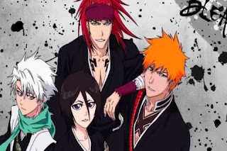 anime lawas Bleach