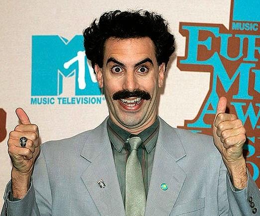 Borat Cazaquistão