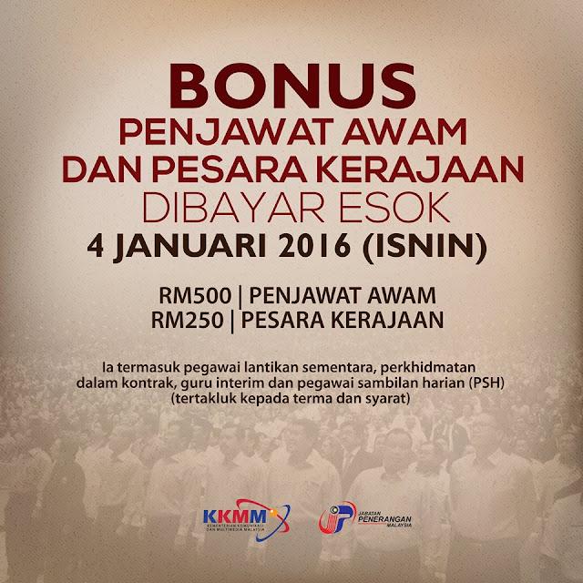 bonus 2016
