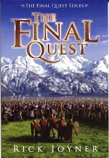 http://www.amazon.com/Final-Quest-Rick-Joyner/dp/192937190X/ref=sr_1_1?ie=UTF8&qid=1415843184&sr=8-1&keywords=final+quest+by+rick+joyner