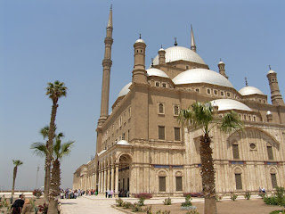 Alabaster mosque of Mohammed Ali