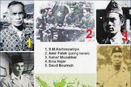 Pemberontakan DI atau TII di Indonesia