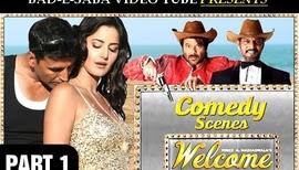 BAD-E-SABA Presents - Welcome Movie Comedy Scense