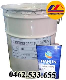 Sơn epoxy tự san phẳng Hanjin Linning Coat Top
