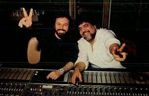 Paulo Massadas e Michael Sullivan
