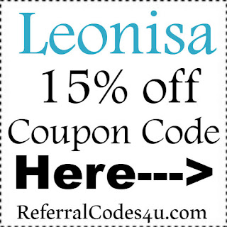 Leonisa.com Promo Codes, Coupons & Discount Codes 2018-2019 Jan, Feb, March, April, May, June, July, Aug, Sep, Oct, Nov, Dec