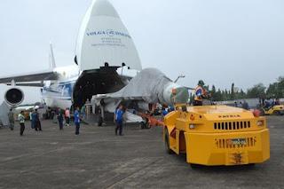 Antonov Rusia Jemput Sukhoi TNI AU
