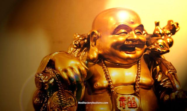 La verdadera historia del Buda Feliz