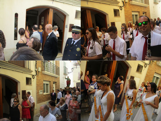 Sant Bartomeu a la Sénia