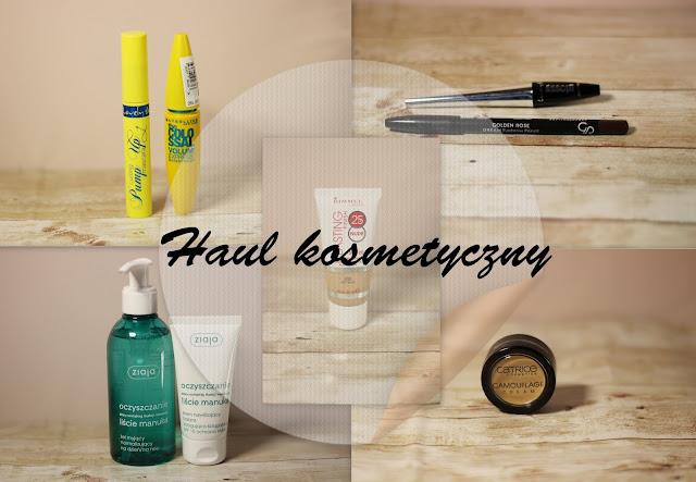 Haul kosmetyczny #1