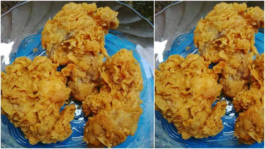 Resep Membuat Ayam Crispy