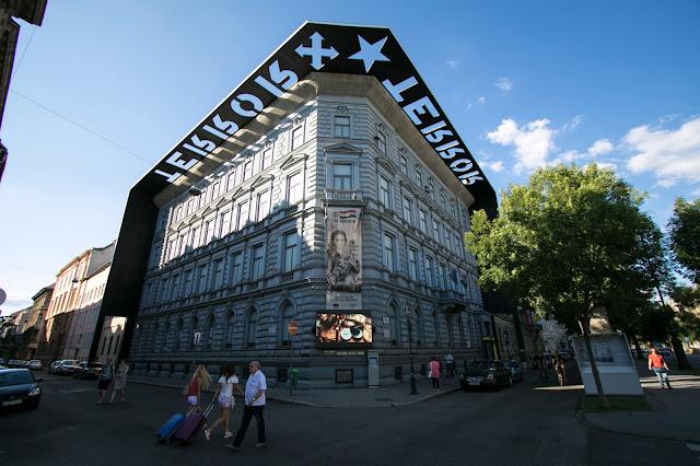Casa del terrore-Budapest