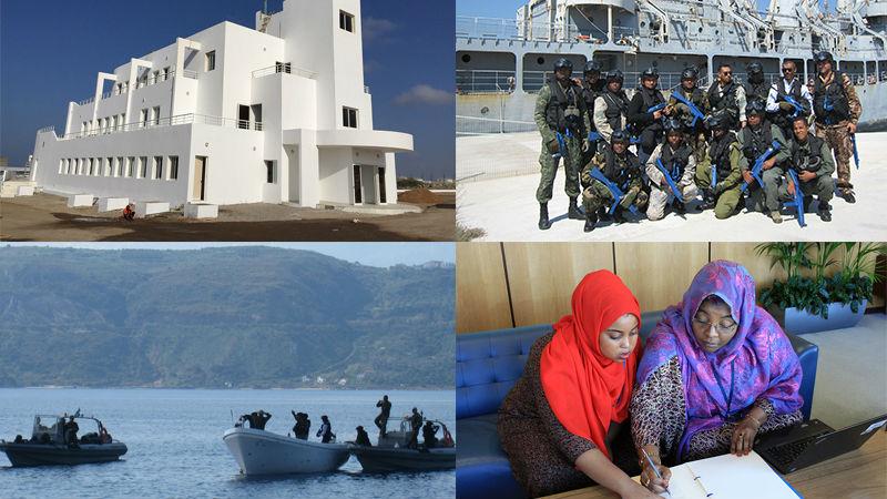 Somalia Signs Jeddah Amendment on Illicit Maritime Activity