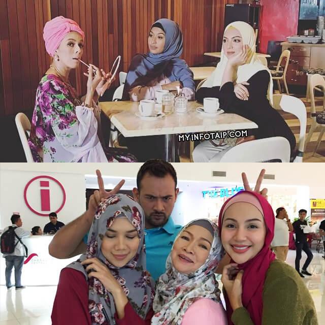 Pelakon Mr Hijab