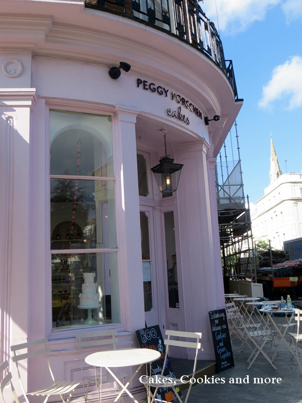 Peggy Porschen Cakes in London