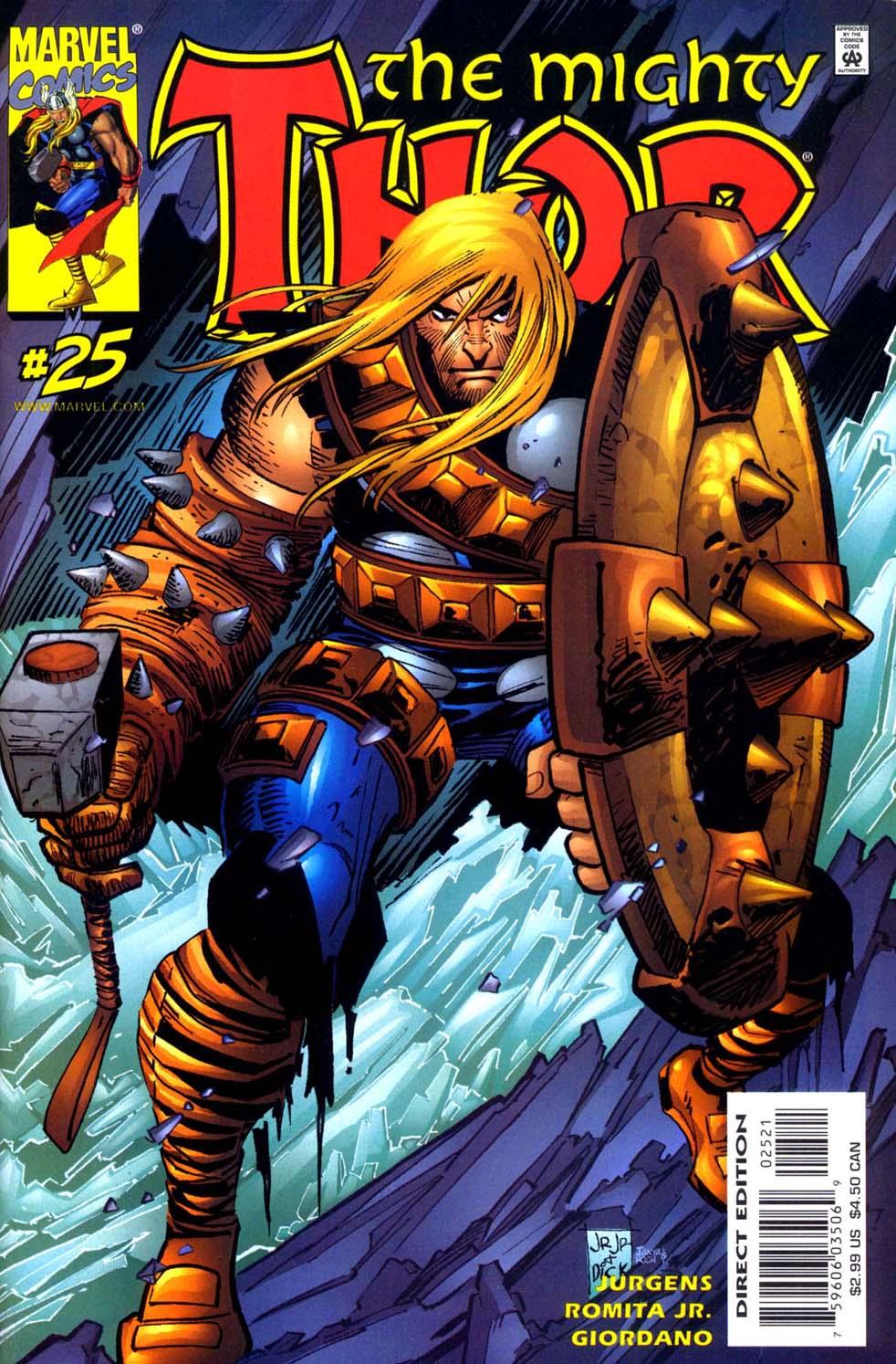Thor (1998) Issue #25 #26 - English 1