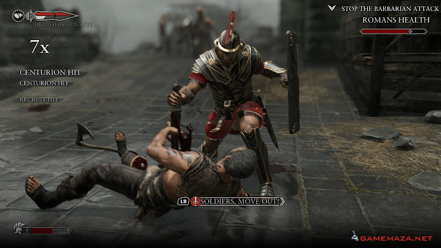 Ryse Son of Rome Gameplay Screenshot 6