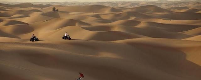 Explore Abu Dhabi's Desert
