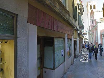 L'ottica Viani a San Giovanni Grisostomo