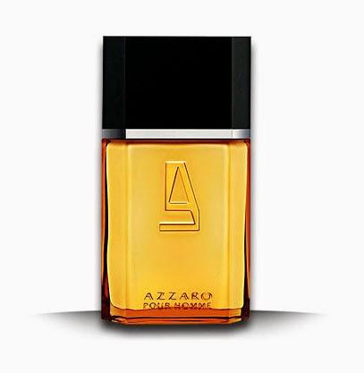 Perfume Azzaro para o noivo
