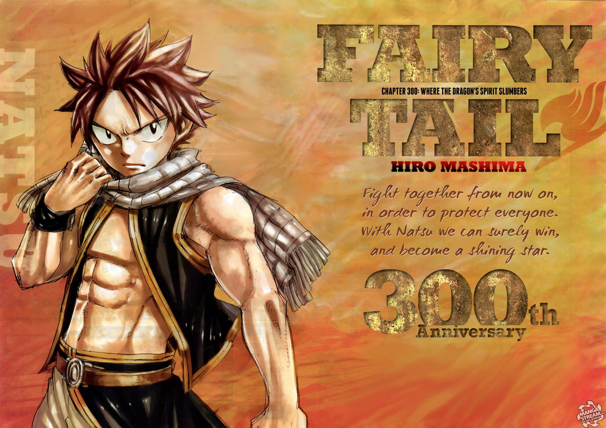 Fairy Tail chap 300 trang 2